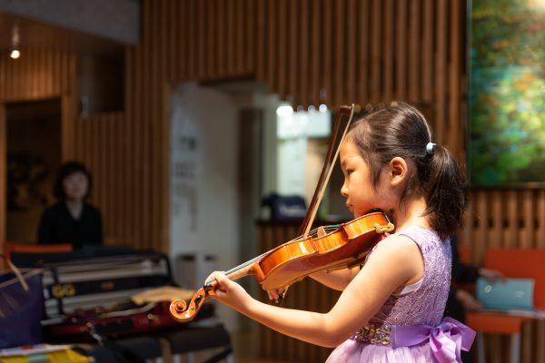 音符が読めない、リズム感がない、楽器経験がない・・・でもヴァイオリンが好き!